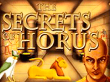 Автомат Secrets Of Horus