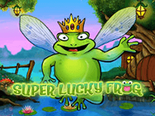 Слот Super Lucky Frog