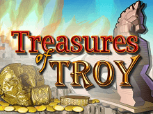 Игровой слот Treasures Of Troy от IGT Slots